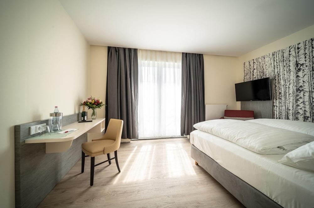 Zimmer vom Hotel Mythenresort Heimdall in Thale im Harz